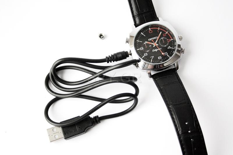 Αδιάβροχο HD ρολόι