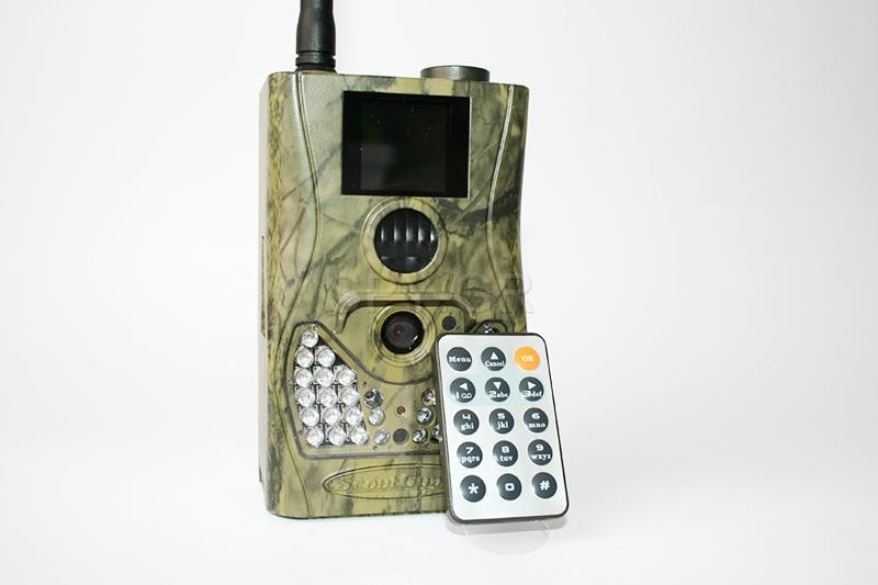 MMS κάμερα για  κυνήγι