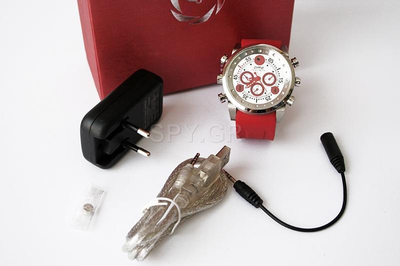 Αδιάβροχο ρολόι με MP3 player