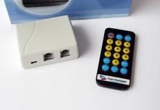 Συσκευή ηχητικής παρακολούθησης για σταθερά τηλέφωνα