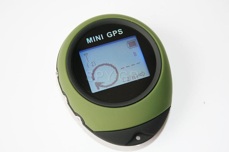 Μίνι GPS Δέκτης