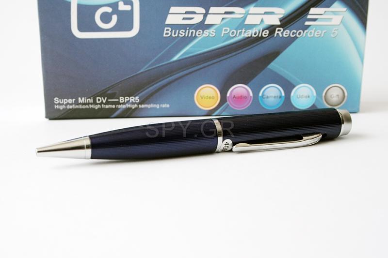 Στυλό- κάμερα 4GB
