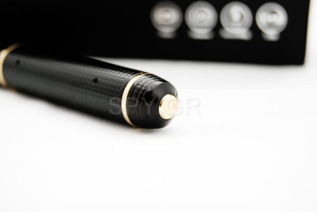 Στυλό με κρυφή κάμερα