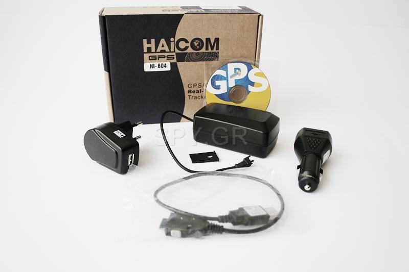 GPS Haicom Tracker - HI-604