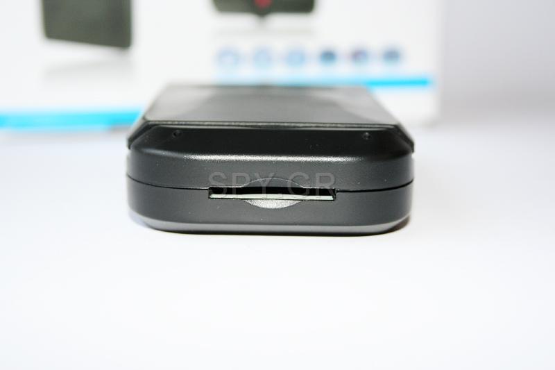 HD-κάμερα με Recorder  για αυτοκίνητο