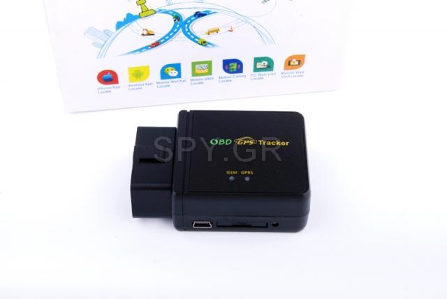 GPS για OBD υποδοχή