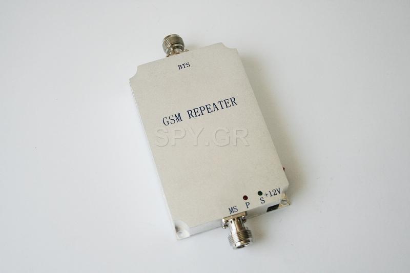 Ενισχυτής για GSM σήμα  - 50 τ.μ.