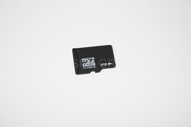 Κάρτα MicroSD 8GB