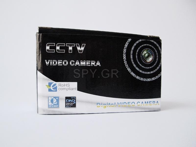 Εξαιρετικά λεπτή κάμερα CCTV