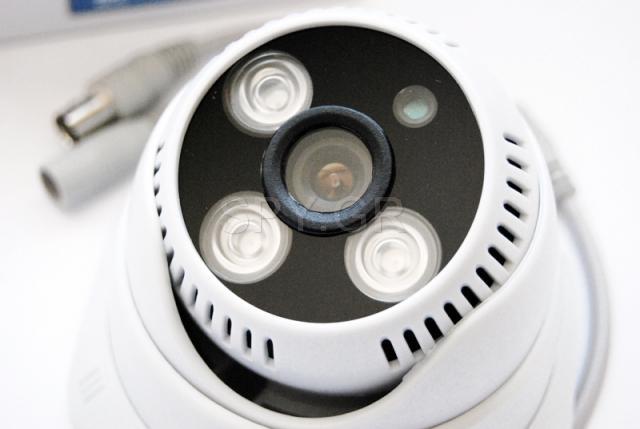 CCTV κάμερα για εσωτερική εγκατάσταση