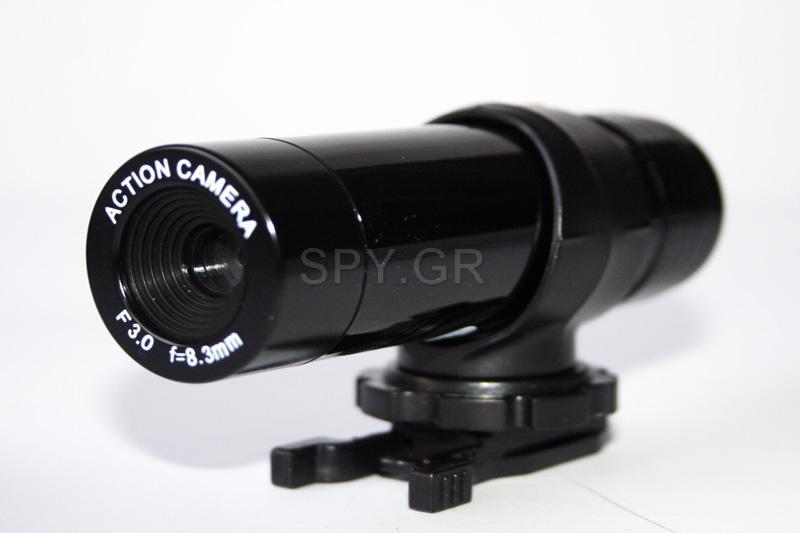 Αδιάβροχη video-Camera για  sports