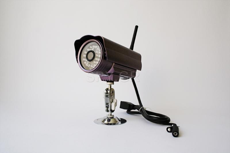 Αδιάβροχη IP Κάμερα  εξωτερικού χώρου