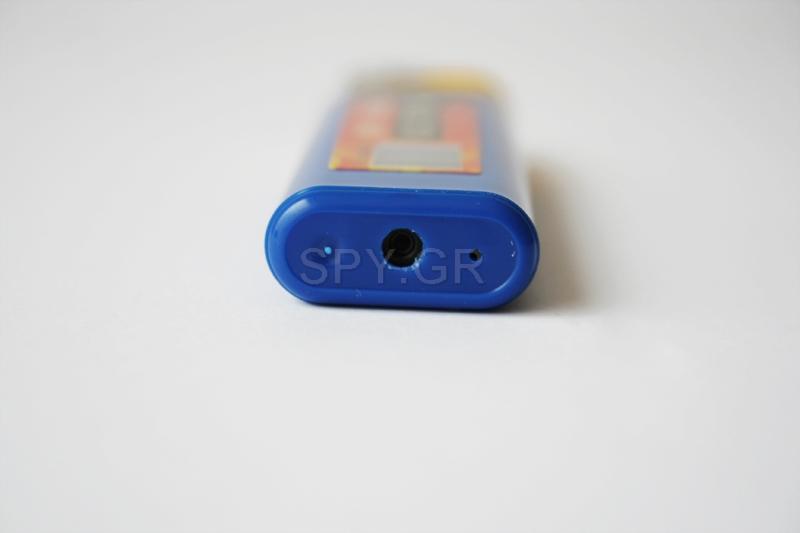 HD13 - verstäckte Kamera in einem Feuerzeug