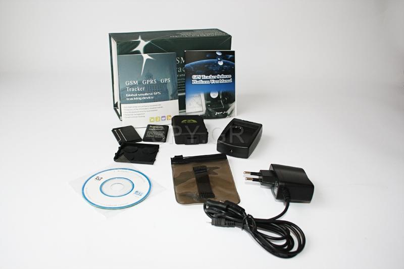 GPS Trackinggerät - GPS02