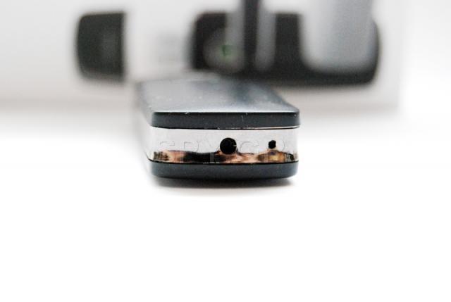 Φλασάκι - κάμερα με ανιχνευτή κίνησης