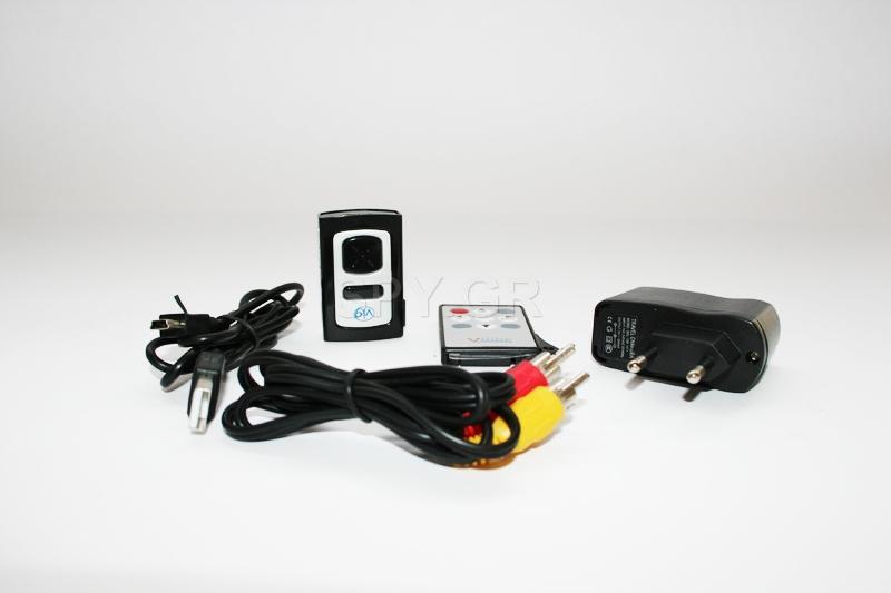Art.MC01 Minikamera mit DVR und Fernbedienung