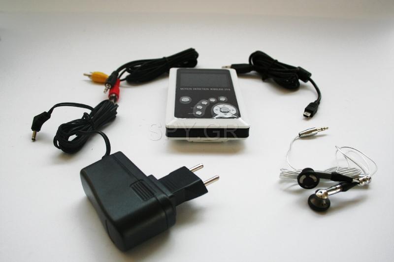 Art.DVR02 Videorekorder mit Bewegungssensor