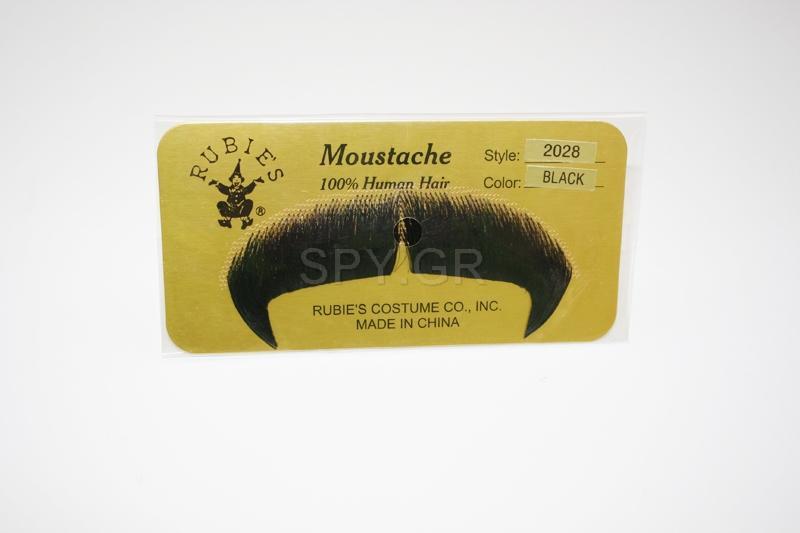 Μουστάκιας Winchester (μαύρο)