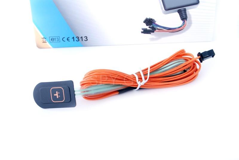 GPS tracker με έλεγχο του αυτοκινήτου