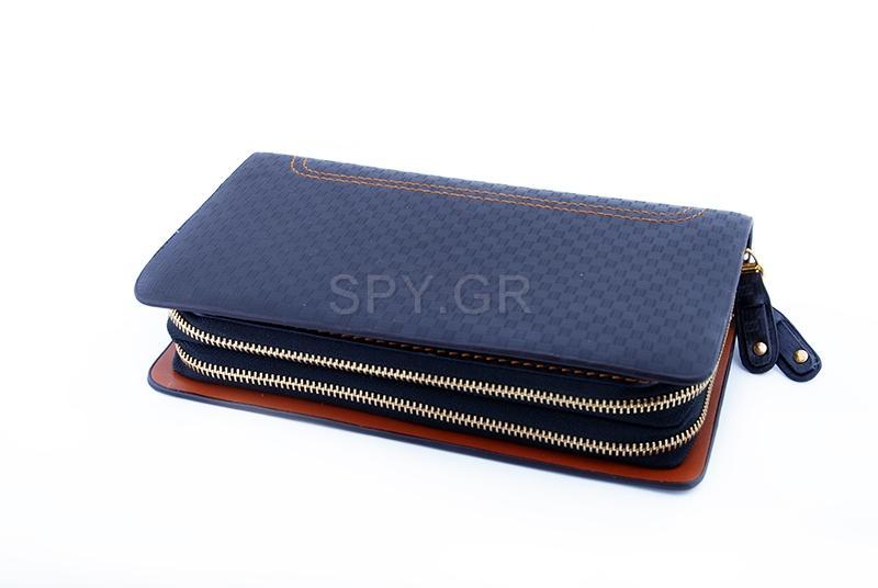 Κάμερα κρυμμένη μέσα σε πορτοφόλι