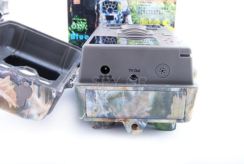 HD κάμερα για κηνύγι