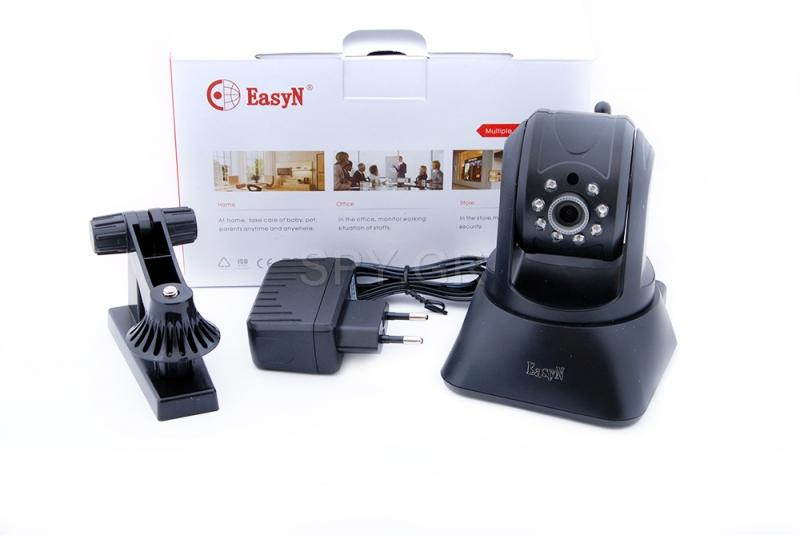 Μετακινούμενη IP κάμερα