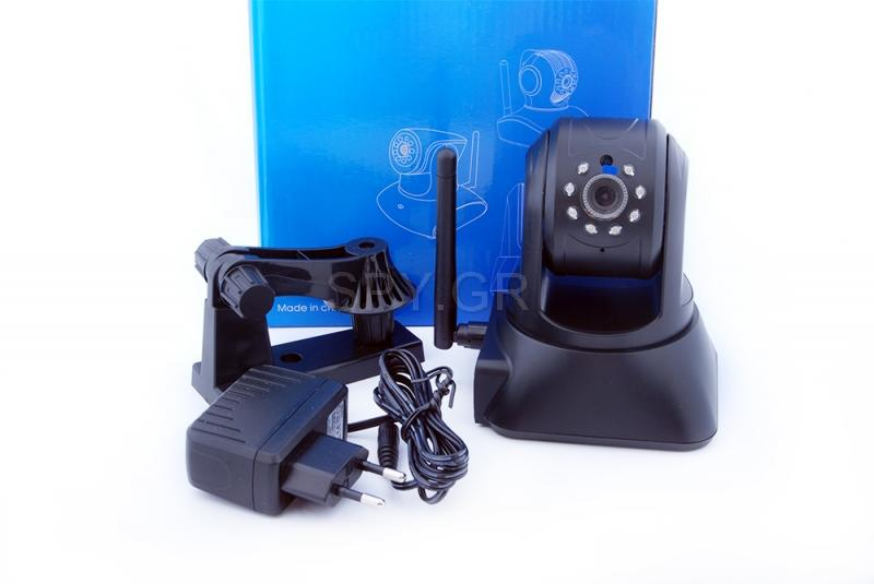 IP κάμερα με θύρα για κάρτα μνήμης