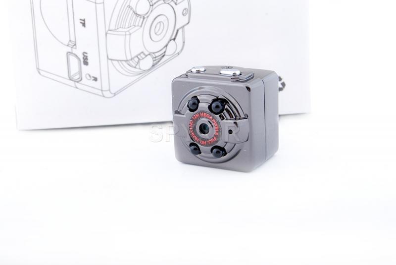 Μίνι κάμερα με νυχτερινή λήψη