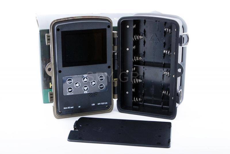 Μινι HD κάμερα για κυνήγι