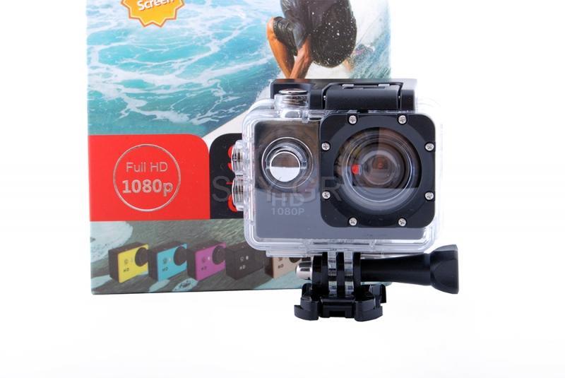 FullHD Υποβρύχια κάμερα για σπορ