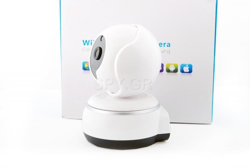 Μίνι IP κάμερα για εσωτερική εγκατάσταση