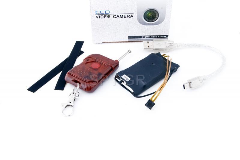 Κάμερα για καταγραφή εικόνας και ήχου