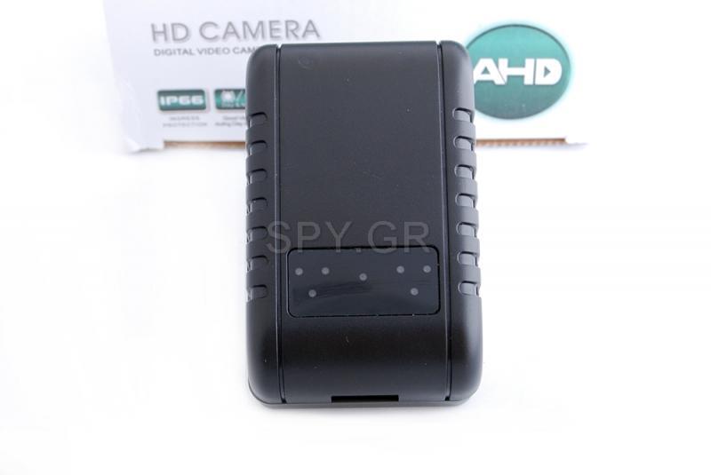 IP κάμερα μέσα σε προσαρμογέα