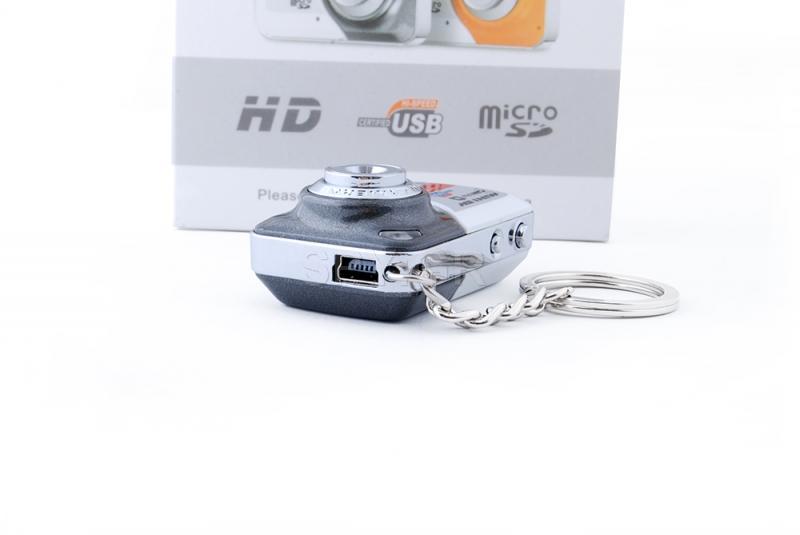 Μινι φωτογραφική μηχανή με ανιχνευτή κίνησης