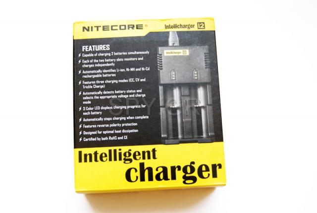 Φορτιστής για επαναφορτιζόμενες μπαταρίες
