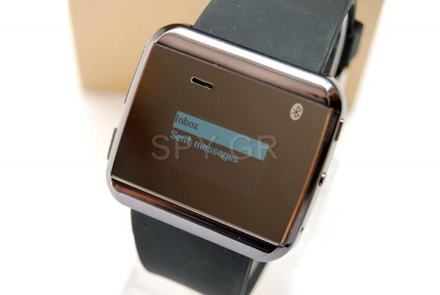 Bluetooth handsfree ρολόι