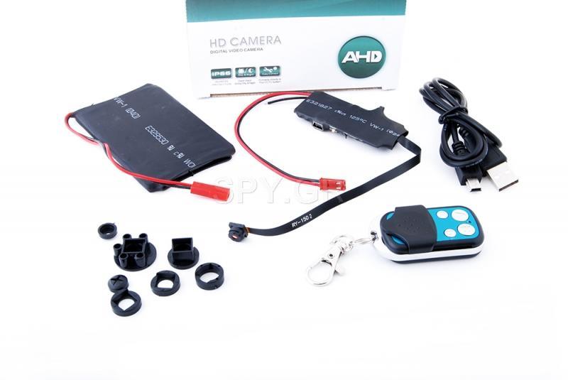 Κάμερα για ενσωμάτωση 1280х720 πίξελ