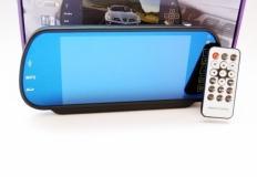 Σύστημα για παρκάρισμα σε καθρέπτη για όπισθεν