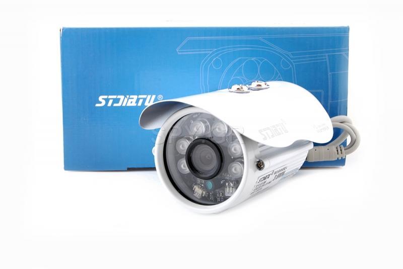 Κάμερα 1200 γραμμές για εξωτερική εγκατάσταση