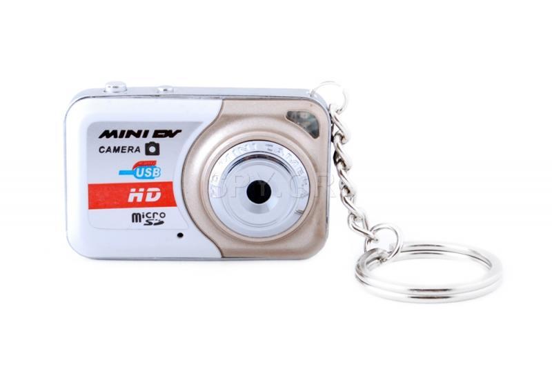 Μίνι φωτογραφική μηχανή με υψηλή ανάλυση