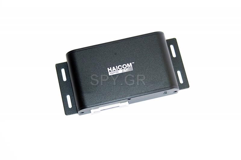 Σετ για έλεγχο του αυτοκινήτου στο GPS Tracker Haicom
