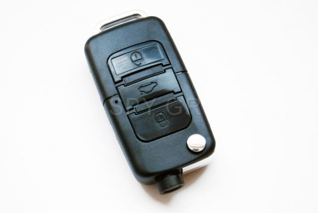 Κάμερα κλειδί με ευρείας γωνίας φακό