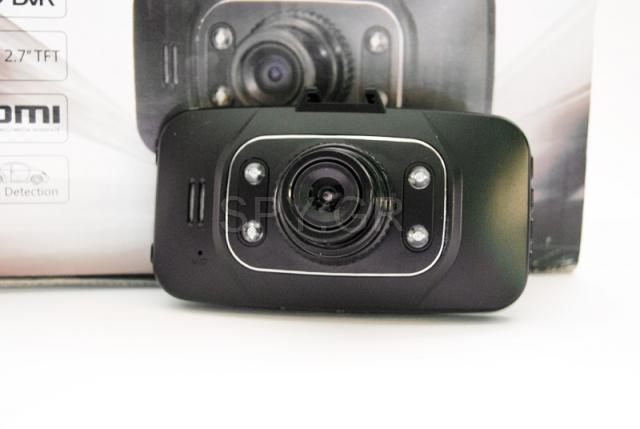 Βίντεο καταχωρητής με οθόνη 2,7 ίντσες