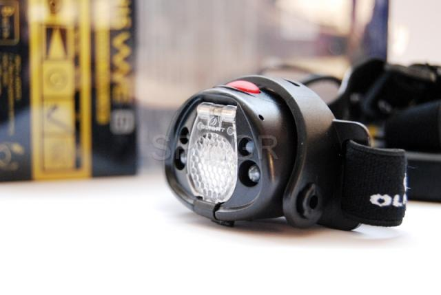 Προβολές OLIGHT με ανιχνευτή κίνησης