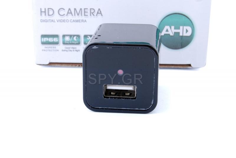 Αντάπτορας-κρυφή IP κάμερα