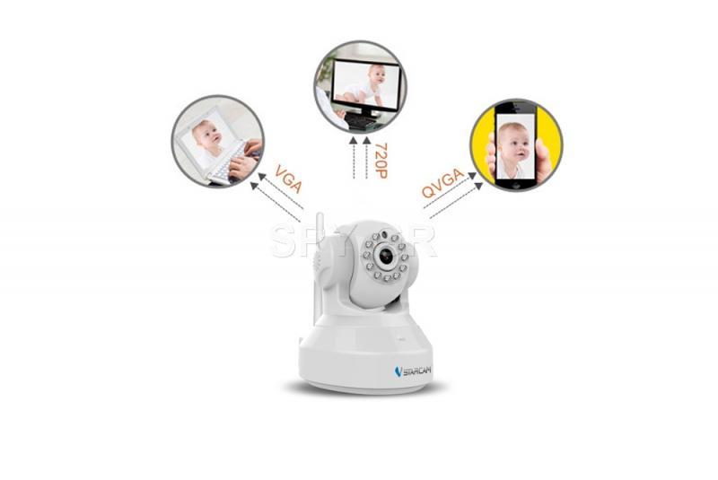 IP Κάμερα για εσωτερικό χώρο