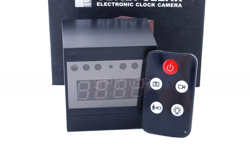 HD κάμερα σε ρολόι