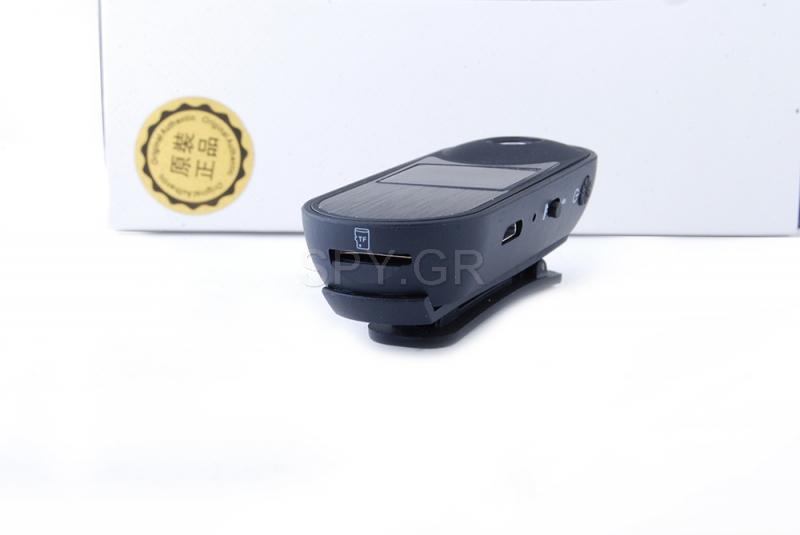 Μίνι κάμερα και καταγραφικό ήχου