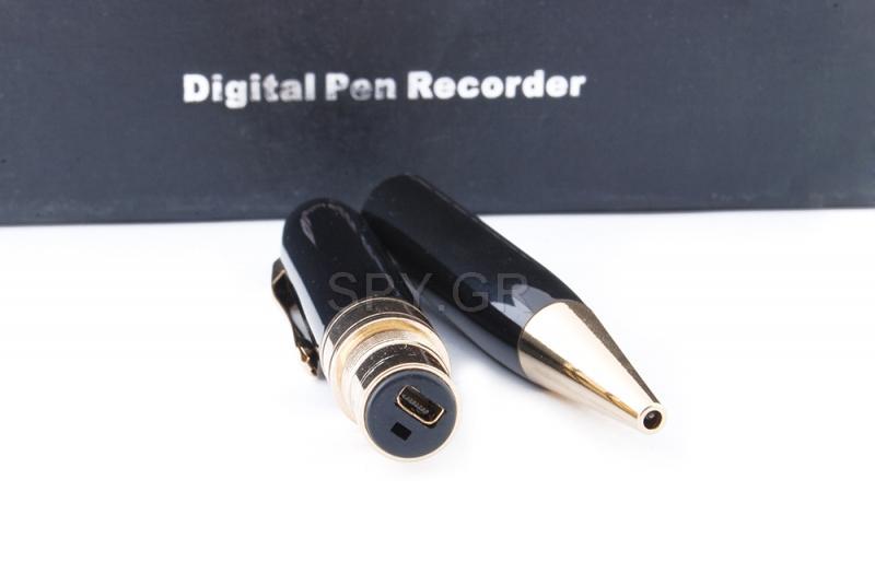 Καταγραφικό σε στυλό