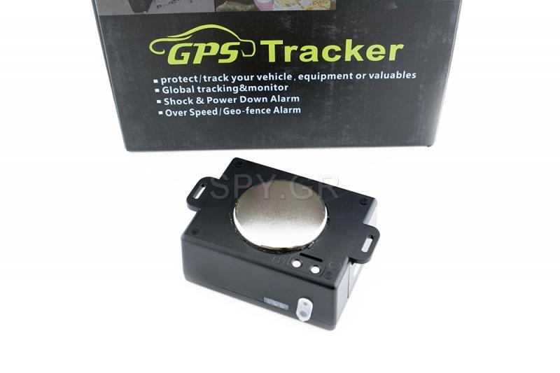 GPS Tracker με μαγνήτης